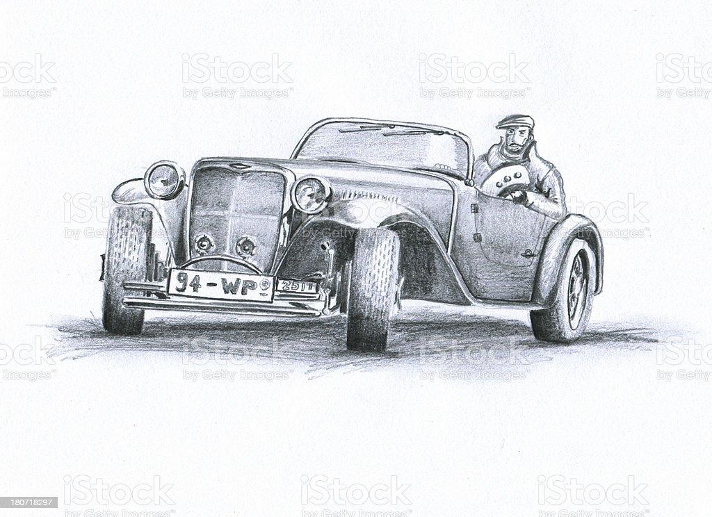oltimer convex - Lizenzfrei 1930-1939 Stock-Foto