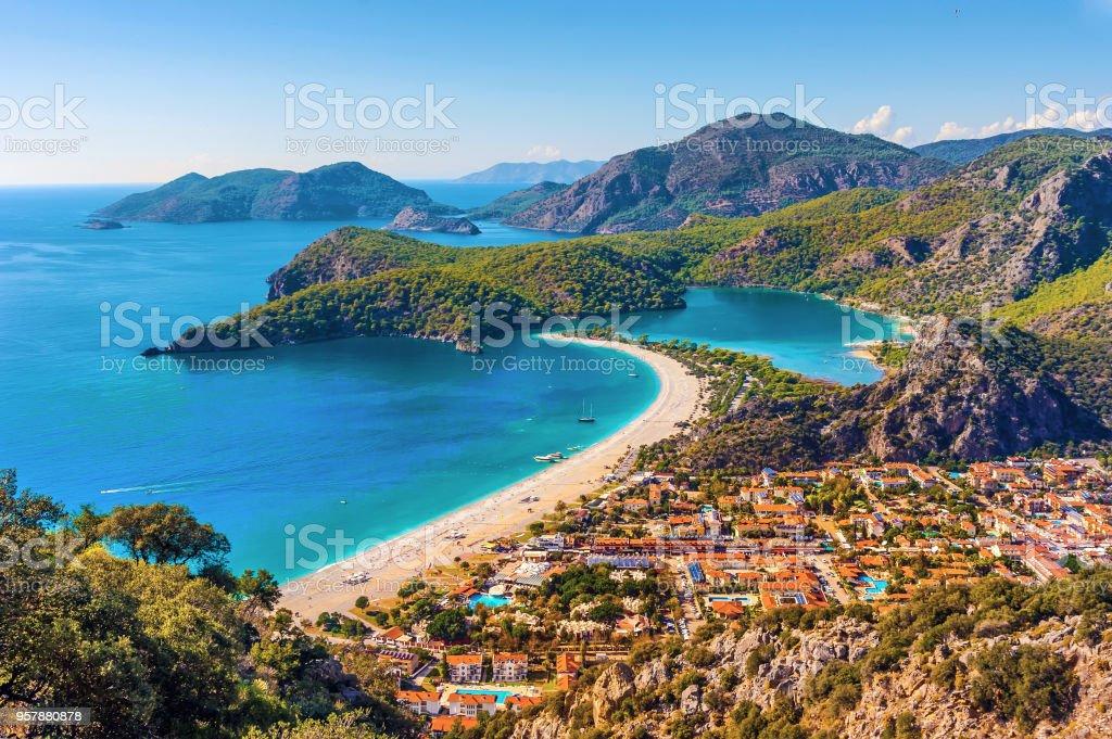 oludeniz beach, Türkei – Foto