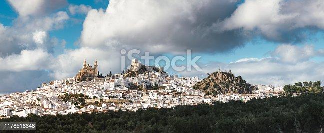 1135138312 istock photo Olvera Village In Spain 1178516646