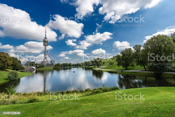 Olympiapark - Olympic Park - Munich Germany