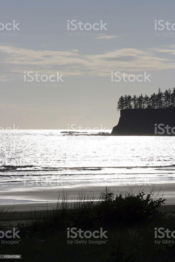 Olympic Peninsula, Washington stock photo