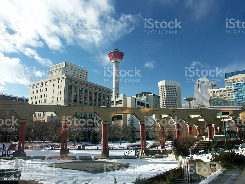 Olympic plaza – Foto