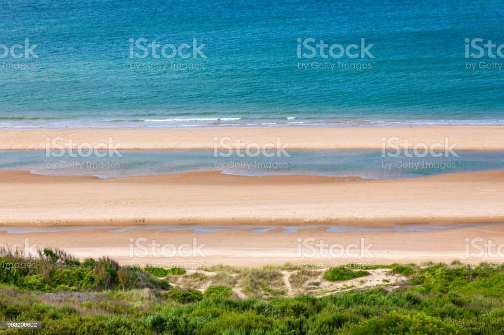Omaha Beach Saintlaurentsurmer Normandy France Stock Photo
