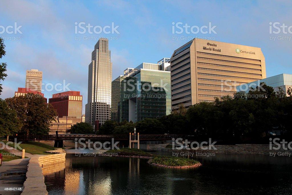 Omaha stock photo
