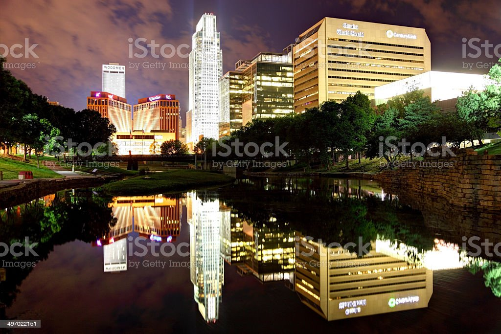 Omaha royalty-free stock photo