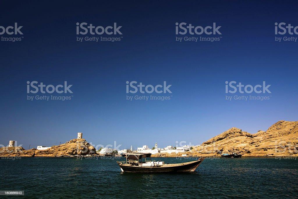Oman, Ash Sharquiyah, Sur. stock photo