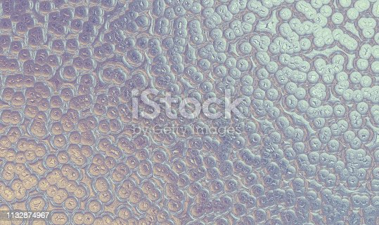 Ombre Gold Bronze Gray Bubble Pattern Vintage Abstract Cobblestone Snake Skin Background Color Gradient Computer Graphic Art