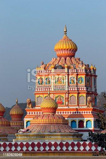 Omkareshwara temple dom, Narayan peth, Pune, Maharashtra, India.