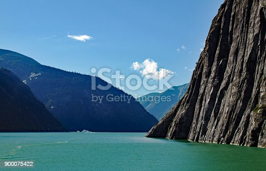 istock on a calm sunny day in the alaskan fjords 900075422