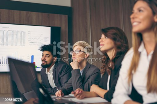 922512798 istock photo On a meeting 1006846778