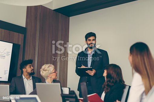 922512798 istock photo On a meeting 940280186