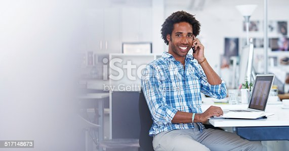 istock On a mission to drive your vision 517148673