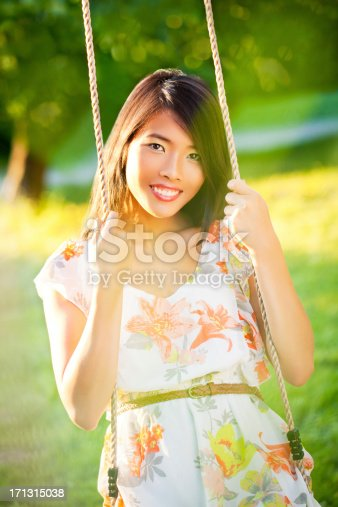 istock On a Swing 171315038