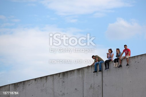 istock On a wall 157718784