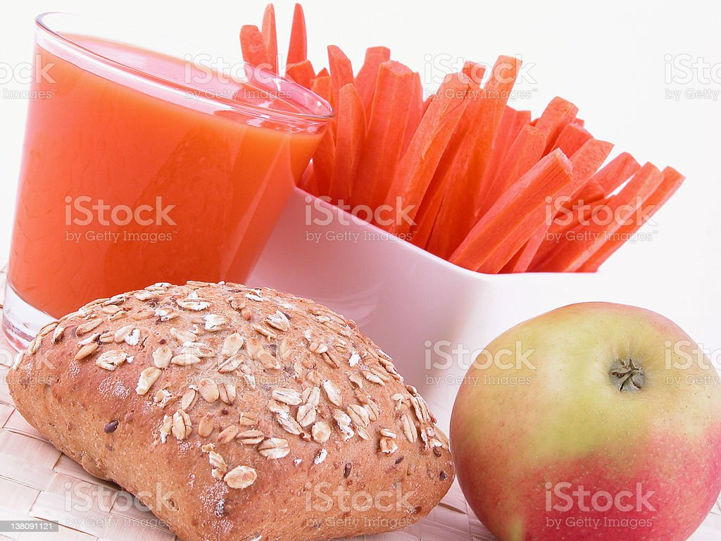 on diet royalty-free stock photo
