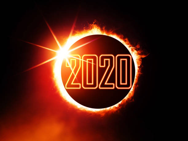 2020 on eclipse of the Sun