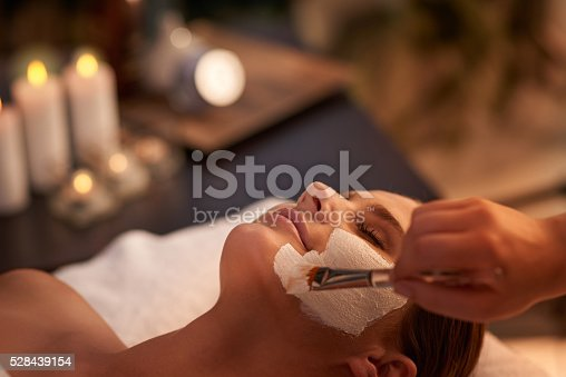 istock On my way to beautiful and soft skin 528439154
