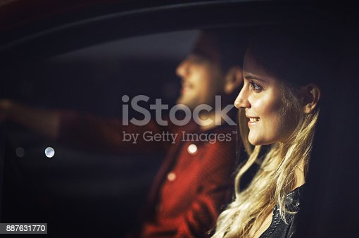 istock On our way to somewhere special 887631770