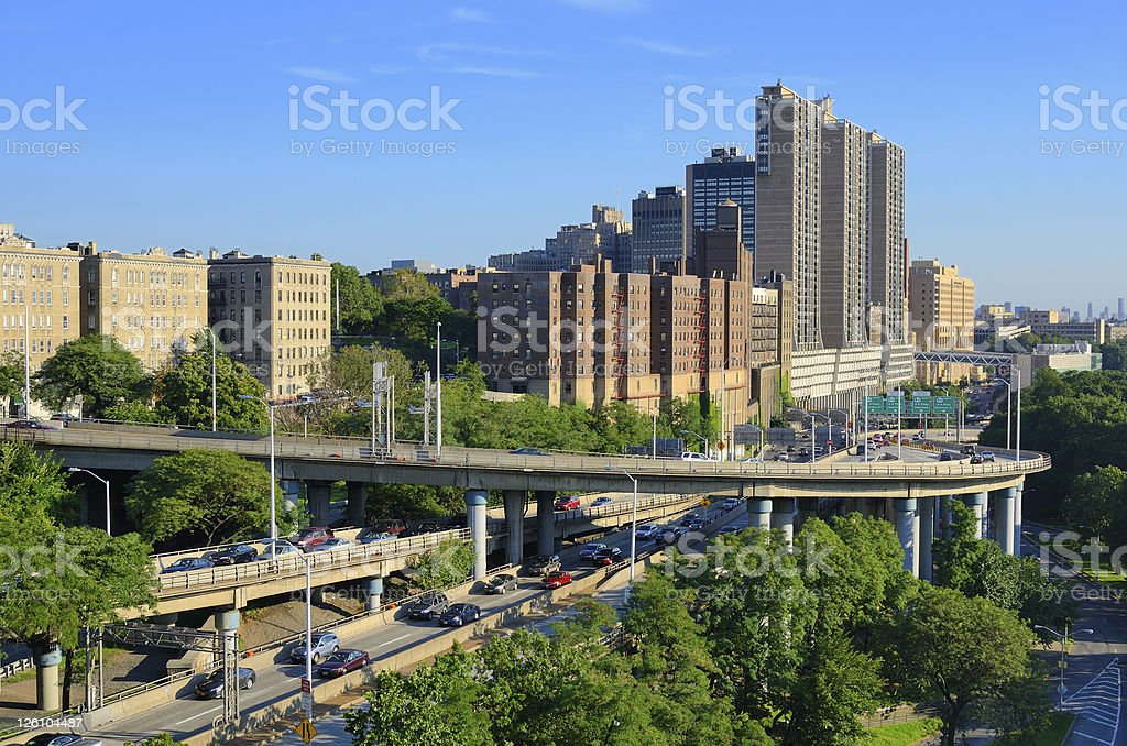 On Ramps and Highways royalty-free stock photo