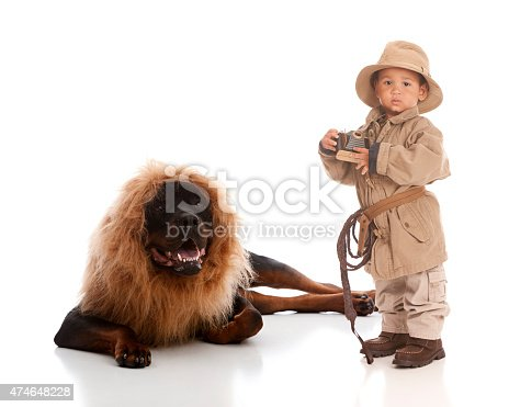 istock On Safari 474648228