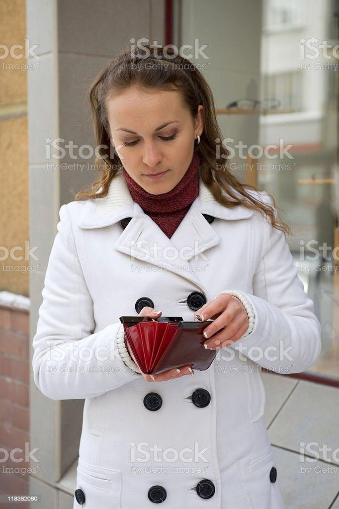 On shoppings stock photo