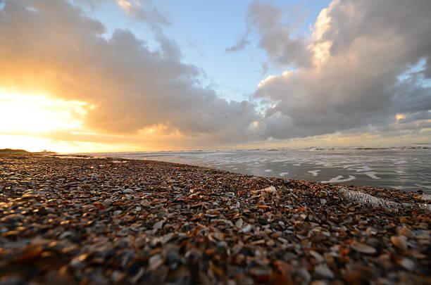 on the beach of norderney in germany - urlaub norderney stock-fotos und bilder