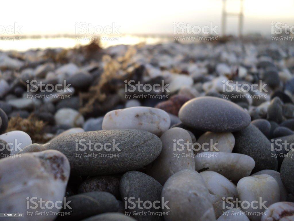 Am Strand - Lizenzfrei Entspannung Stock-Foto