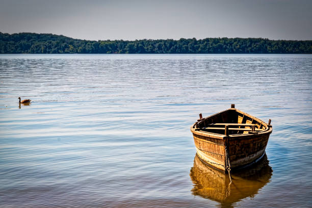 On the Potomac stock photo