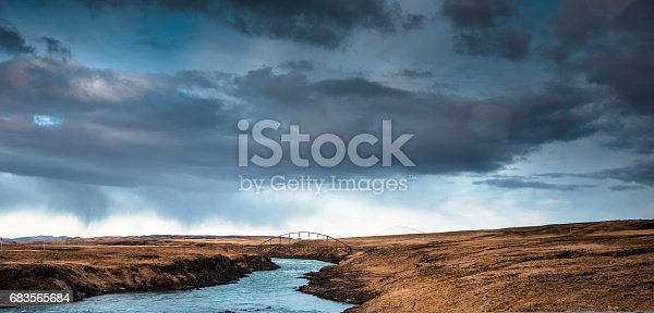 on the raod in iceland