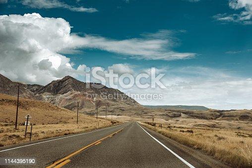 on the road in arizona