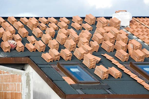 Auf dem Dach – Foto