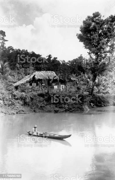 On The San Juan River Circa 1933