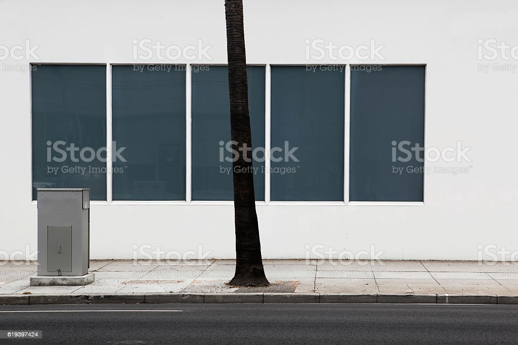On the street #3 - foto stock