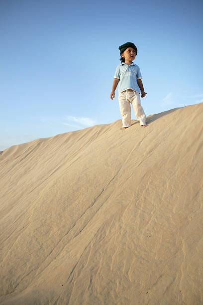 Na górze dune – zdjęcie