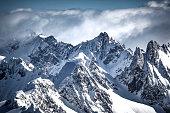 istock on the top of the swiss alps mountain range 1159636118