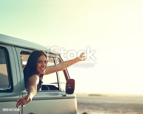 istock On the trip of a lifetime 695467508