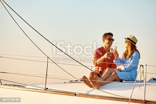 istock On their dream vacation 947216182