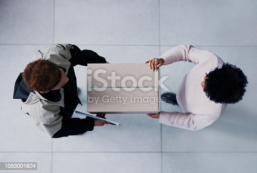 istock On time and all yours 1053001624