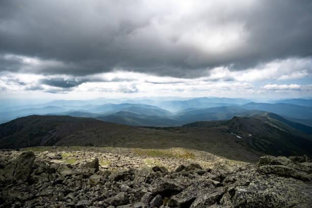 Auf dem Mount Washington, New Hampshire, USA. – Foto