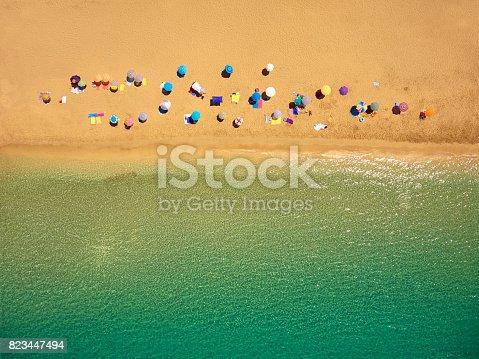 istock On top of the beach 823447494