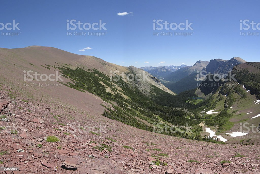 On top of the World II! royalty-free stock photo