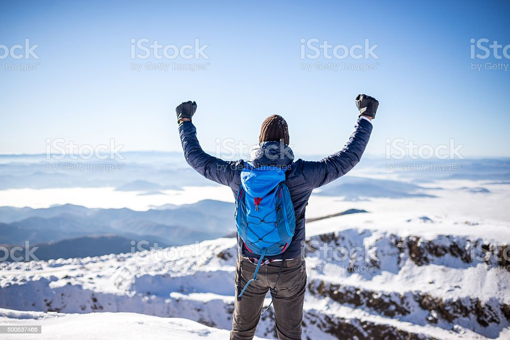 On top of the world – Foto