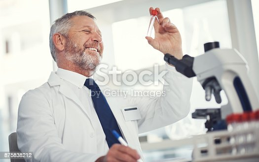 istock Once again science saves the day 875838212