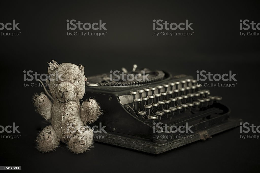Once Upon a Time ... royalty-free stock photo