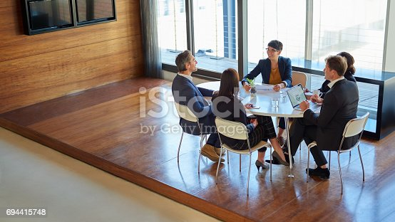 istock Once we've made the improvements we're good to go 694415748