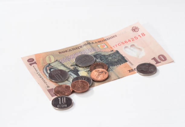 Romanian Bani Bilder Und Stockfotos Istock