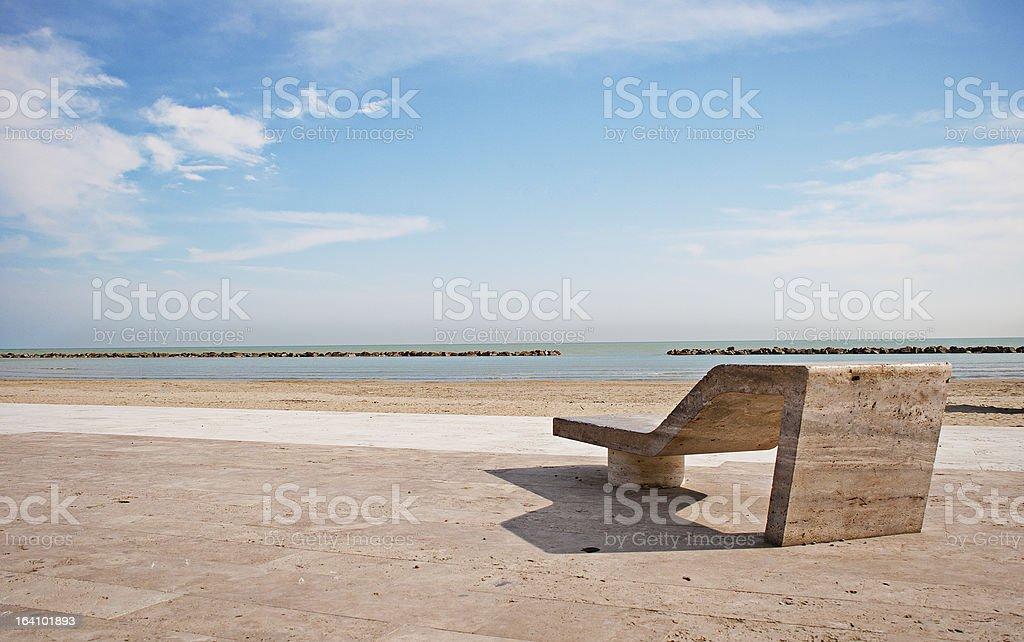 Ein Tisch und eine herrliche Aussicht. – Foto