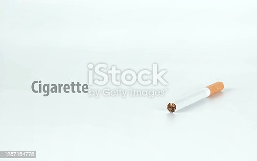 istock one cigarette 1257154778