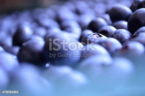 istock One crowded blueberry amongst many 478284054