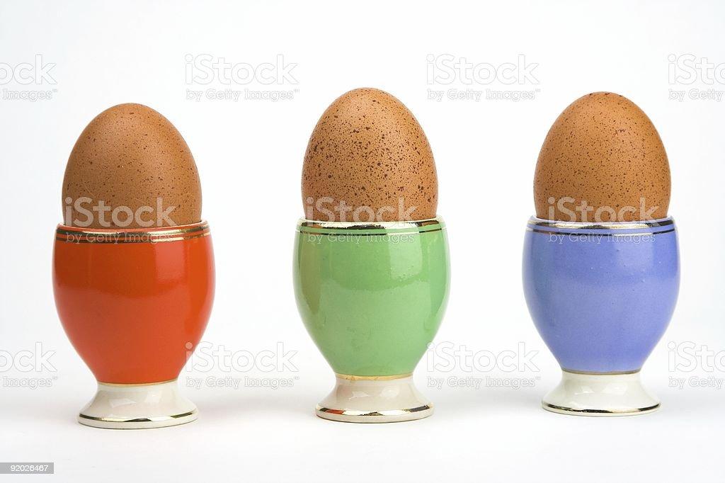 One Egg Or Three stock photo